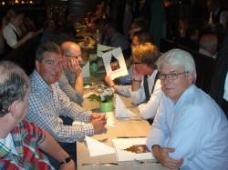 Abendessen in der Schiffergesellschaft